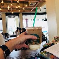 Photo taken at Starbucks by Ging L. on 4/26/2018