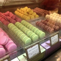 Photo taken at Ladurée by bh5944 on 7/13/2013