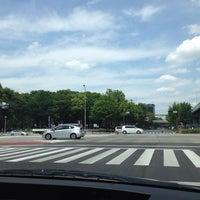 Photo taken at 若宮北交差点 by bh5944 on 6/23/2014