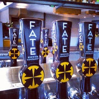 Photo taken at FATE Brewing Company by Colorado Card on 2/5/2013