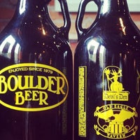 Photo taken at Boulder Beer Company by Colorado Card on 11/6/2012