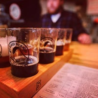 Photo taken at Big Beaver Brewing Co by Colorado Card on 2/10/2013