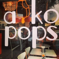 Photo taken at aiko pops by Colorado Card on 8/21/2013