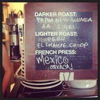 Das Foto wurde bei Pablo's Coffee von Colorado Card am 6/11/2013 aufgenommen