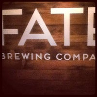 Photo taken at FATE Brewing Company by Colorado Card on 5/15/2013