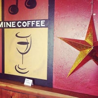 Photo taken at Cannon Mine Coffee by Colorado Card on 1/13/2014
