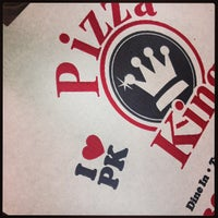 Photo taken at Pizza King by Colorado Card on 8/26/2013