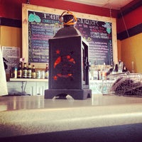 Photo taken at Cannon Mine Coffee by Colorado Card on 10/20/2013