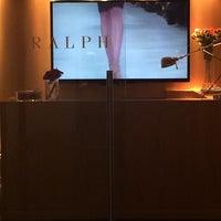 Photo taken at Ralph Lauren by Alex T. on 10/14/2014