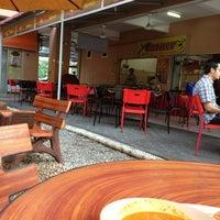 Photo taken at Cafe Corner by Meyza Affendy O. on 1/30/2013