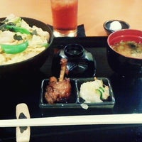 Photo taken at Fugetsu Japanese Restaurant by meridian t. on 5/28/2013