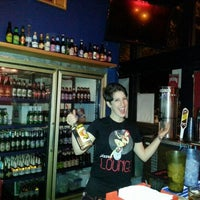 Photo taken at Pizza Lounge by Michael B. on 12/21/2012