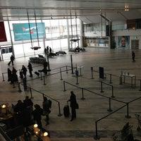 Photo taken at Gothenburg Landvetter Airport (GOT) by Lincoln G. on 3/21/2013