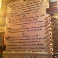Foto tirada no(a) Restô Ipanema por Priscilla A. em 11/17/2012