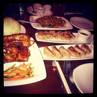 Photo taken at P.F. Chang's by Mario F. on 10/13/2012