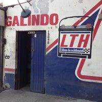 Photo taken at Taller Electrico Galindo by Hugo B. on 6/26/2013