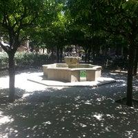 Das Foto wurde bei Jardins de Rubió i Lluch von Anderson V. am 5/24/2013 aufgenommen