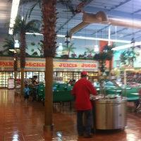 Photo taken at Vallarta Supermarkets by Haleja M. on 7/22/2013