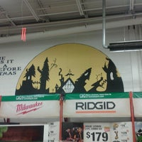 Photo taken at The Home Depot by *Sabrina on 10/27/2012