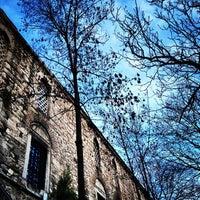 Photo taken at Lalezar Çay Bahçesi by Dilara H. on 2/3/2013