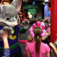 Photo taken at Chuck E. Cheese's by Will B. on 1/18/2014