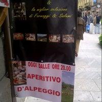 Photo taken at La Baita del Formaggio by cristina t. on 6/1/2013