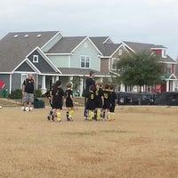 Photo taken at Soccer Practice by Jennifer R. on 11/16/2013