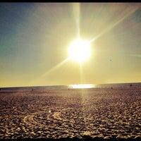 Photo taken at Sandpearl Resort Beach by Dana M. on 10/28/2013