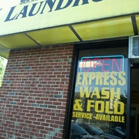 Photo taken at Columbia Pike Coin Laundromat by Russell B. on 6/19/2013