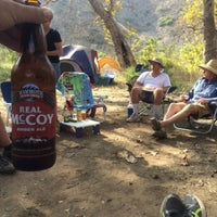 Photo taken at Sycamore Canyon Campground by Greg G. on 8/21/2015