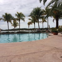 Photo taken at Mirasol Private Pool by Scott B. on 2/1/2014