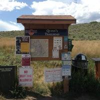 Photo taken at Quinn's Trailhead by Scott B. on 8/8/2013