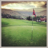 Photo taken at The Jeremy Golf and Country Club by Scott B. on 8/6/2013