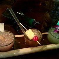 Photo taken at Trader Vic's by Angel A. on 10/15/2012