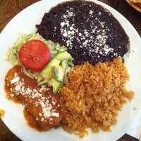 Photo taken at El Gusano by Russell L. on 1/23/2013