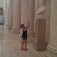 Photo taken at Supreme Court of the United States by Corey H. on 5/29/2013