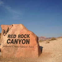 Foto tirada no(a) Red Rock Canyon National Conservation Area por David B. em 7/18/2013