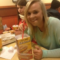 Photo taken at Taco John's by Taylor M. on 1/27/2013
