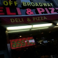 Photo taken at Off Broadway Deli by Antolin P. on 10/11/2012