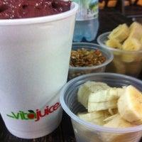 Foto tirada no(a) Vita Juice por Fernanda T. em 4/20/2013