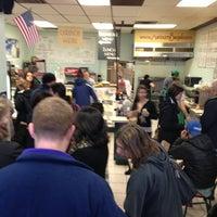 Photo taken at Ashburn Bagel Shop by Buck H. on 3/2/2013