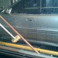 Photo taken at Los Amigos Car Wash by Joy on 3/10/2013