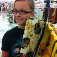Photo taken at JOANN Fabrics and Crafts by Denise on 8/11/2013