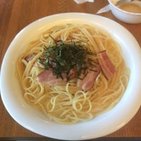 Photo taken at スパゲティハウス ナベ by Kima T. on 1/11/2016