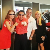 Photo taken at Ron Carter Cadillac by Pierr C. on 6/19/2014