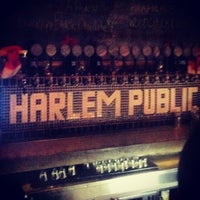Снимок сделан в Harlem Public пользователем Michael K. 12/15/2012