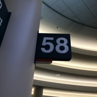 Photo taken at Gate 58A by Sean N. on 5/2/2014