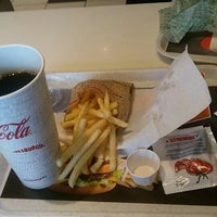 Photo taken at Hesburger by Raivis G. on 6/6/2015