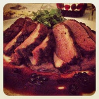 Photo taken at Vintner Grill by Jackie M. on 1/1/2013