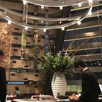 Photo taken at レストラン タテルヨシノ 銀座 by satoshi t. on 11/20/2016